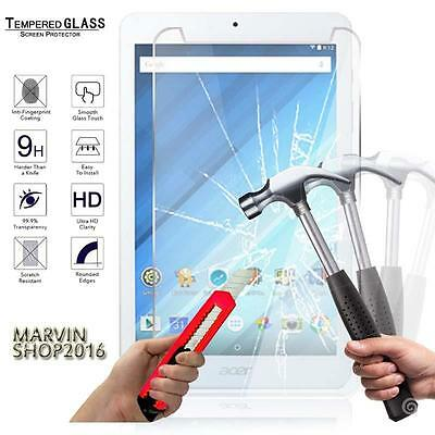 """Genuine Tempered Glass Screen Protector For Acer Iconia One 8 B1-850 8"""""""
