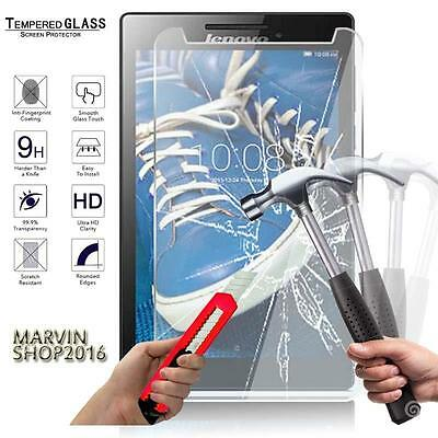 Genuine Tempered Glass Screen Protector For Lenovo Tab 2 A7-20 7.0""