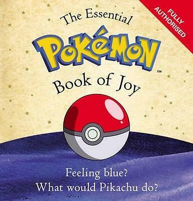 NEW The Official Pokémon Book of Joy By  Pokemon Hardcover Free Shipping