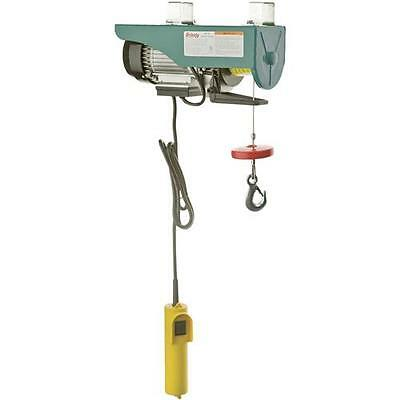 H0778 Grizzly Electric Hoist - 3/4 HP 110V