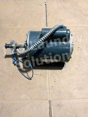 Dryer Motor 1PH Speed Queen P/N: 703378-01 Used