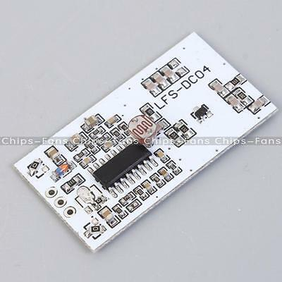 LFS-DC04 2.7GHz Microwave Radar Module 360 Degree High Level Signal Output DC 5V