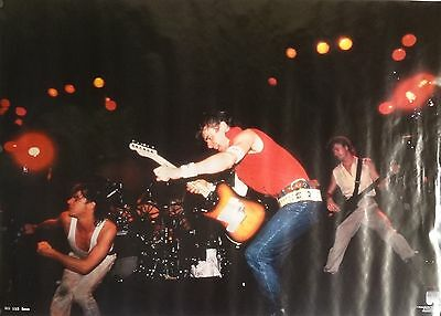 Inxs 24x34 Live On Stage Music Poster 1984 Michael Hutchence