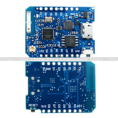 WEMOS D1 Mini Pro-16M Bytes External Antenna Connector ESP8266 WIFI IoT Board