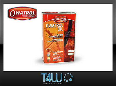 OWATROL Oil penetrating rust inhibitor paint additive penetrator / 1L
