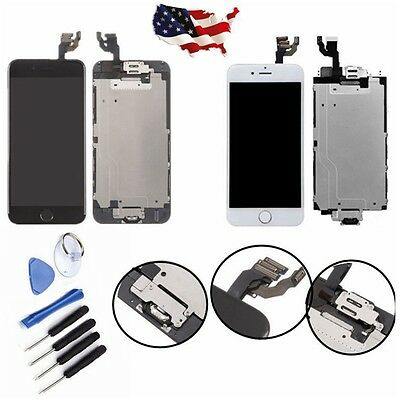 OEM LCD Display + Touch Screen Digitizer Replacement For iPhone 5 5S 5C 6Plus