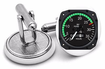 Aviation instruments /Aircraft /Tanks /Soldiers  Cufflinks Mens
