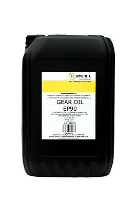 Oep 220 Gear Oil 25 Litre (Ep90 Gl4)