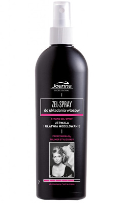 Joanna Professional Gel en spray pour styling Extra Fort 300ml