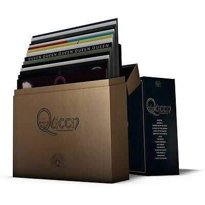 Queen - The Queen Studio Collection complete (18 LPs) limited