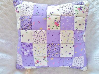 Patchwork Quilting Kit Gorgeous Cushion Craft Kit Everything Included & Gorgeous