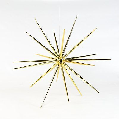 61Cm Indoor Wall Hanging Spiky Starburst Christmas Xmas Party Star Decoration