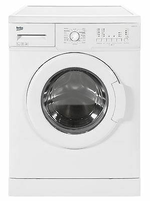 Beko Washing Machine WM5122W 5 KG 1200 RPM Freestanding white New