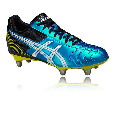 Asics Lethal Tackle Gs Junior Rugby Crampons Sport Chaussures Baskets Sneakers