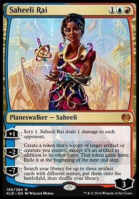 SAHEELI RAJI - SAHEELI RAI Magic KLD Kaladesh