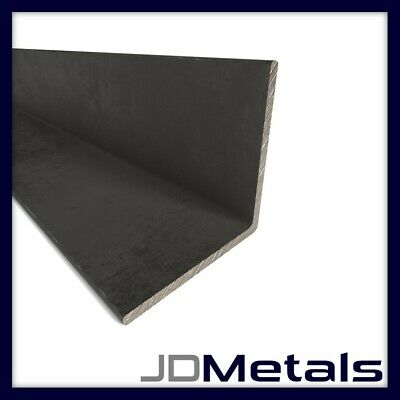 Mild Steel Angle Iron 20mm to 100mm diameters | 500mm to 3000mm lengths