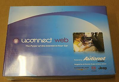 Mopar Web Module Kit Uconnect WiFi Internet Hot Spot Kit OEM