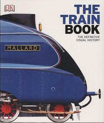 NEW The Train Book Paperback Free Shipping
