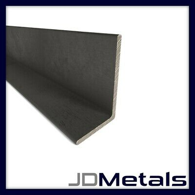 Mild Steel Angle Iron | 60mm x 30mm x 5mm diameter