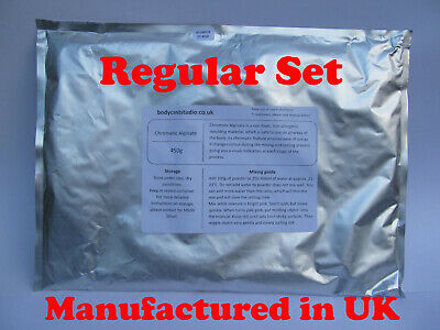 Chromatic ALGINATE | Baby Hand print Footprint moulding casting powder 500g