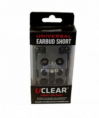UClear Universal Earbuds Short 11012