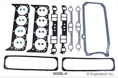 GM Chevy Mercruiser 350 5.7L GEN I SB - MARINE FULL GASKET SET