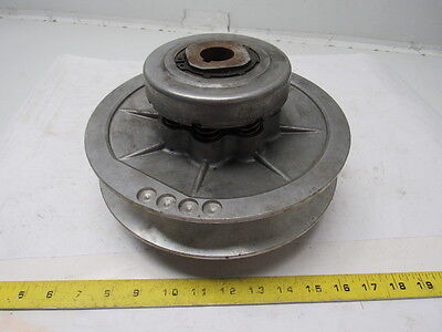 "Lenze 11.213.25 Simplabelt Variable Speed Pulley 28mm Keyed Bore See Info 11"" OD"
