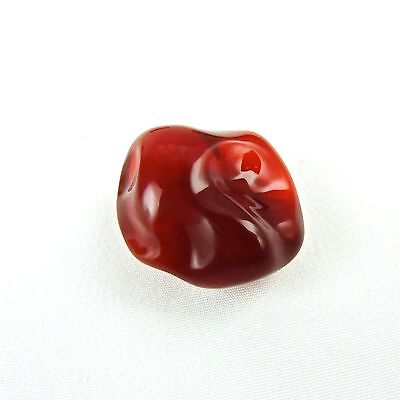 Red Free Form Mexican Fire Opal 32.9 Carats