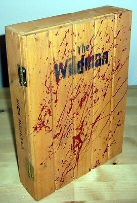 Rick Hautala THE WILDMAN Signed Limited Lettered Edition