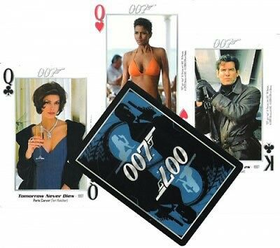 Unknown James Bond 007 Playing Cards