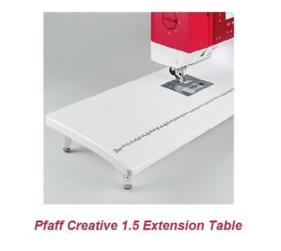 Tavolo allungabase Pfaff Creative 1.5 Extension Table