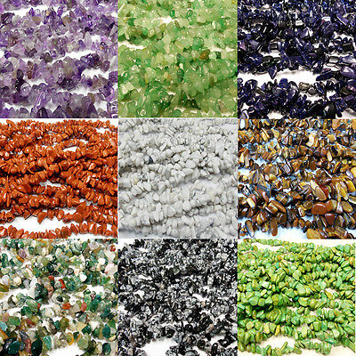 Gemstone Chips *GRADE A*  Choose your Own, Amethyst, Sandstone, Agates Group 1
