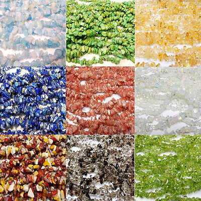 Gemstone Chips *GRADE A*  Choose your Own, Citrine, Peridot, Lapis Group 2