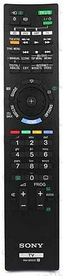 New 100% Genuine Sony TV Remote Control TO REPLACE RM-ED012