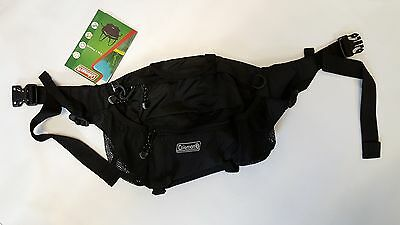 Coleman 3 in 1 Pouch - Back Pack - Waist Bag - Multi Pockets - Carry Bag