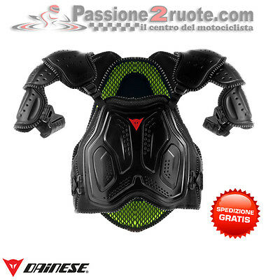 Protections Dainese Armour Pro moto protection gilet