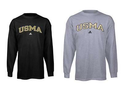 775eb989a Adidas United States Military Academy Black Knights Relentless T-shirt USMA  Army