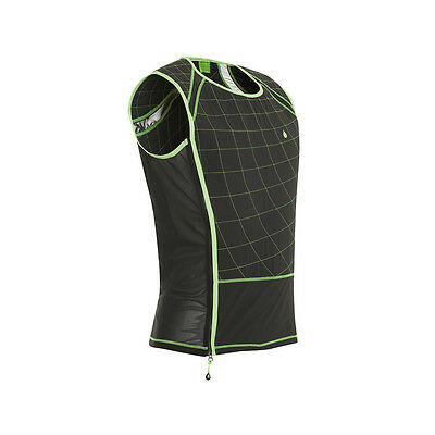 Techniche Aerochill Men's Cooling Fitness Vests- Green