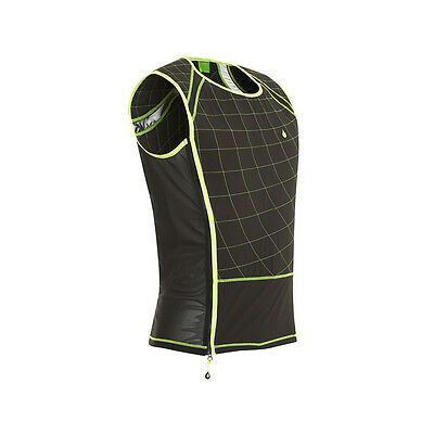 Techniche Aerochill Men's Cooling Fitness Vests- Yellow