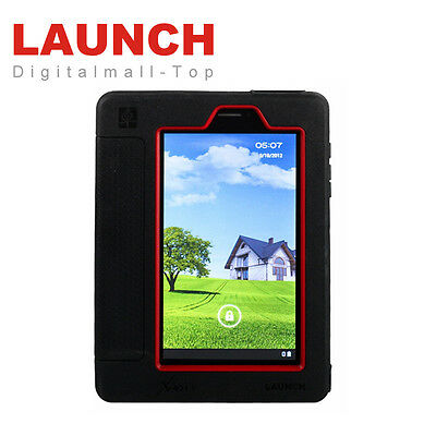 Launch X431 V OBD2 Car Auto Diagnostic Tool Full System Code Creader Scan Tablet