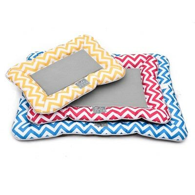 Dog Cat Cooling Mat Chilly Sleeping Ice Soft Breathable Bed Cool Pad Cushion Mat