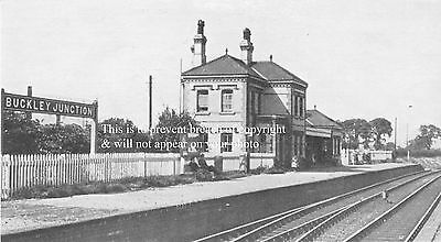 Photo Of Buckley Junction Station North Wales
