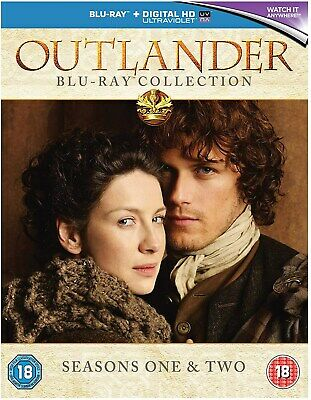 Outlander: Seasons One & Two (with UltraViolet Copy) [Blu-ray]