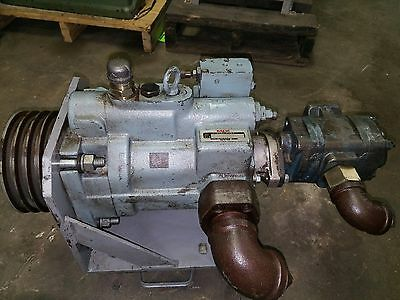 Nachi Piston Pump Model Pzs-4B-1000N3-E4481A