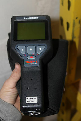 Thermo Indentifinder Target He-3/9V Isotope Radiation Spectrometer