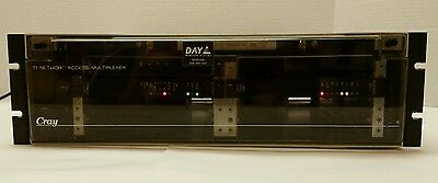 Cray Communications T1 Network Access Multiplexer DCP9506 with Power Cord