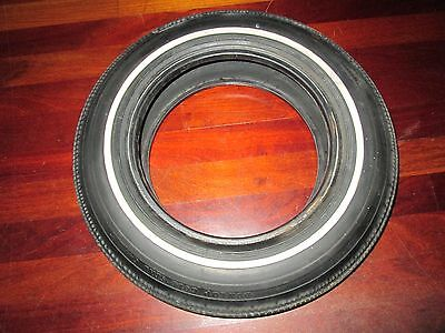 "Dunlap Gold Seal C41 5.20S13 13"" black wall or white wall nylon tubeless tire"