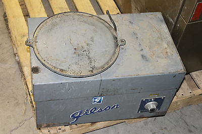 Gilson SS-12R   Tapping Sieve Shaker