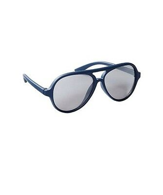 GAP Baby / Toddler Boy / Girl NWT Aviator Sunglasses - Navy Blue