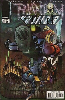 Phantom Guard # 5 - Comic - 1998 - 9.2